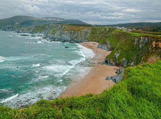 Turgalicia: Playas — JCriss Fotógrafo #playa #beach #spiaggia #landscape #galicia #mar #sea