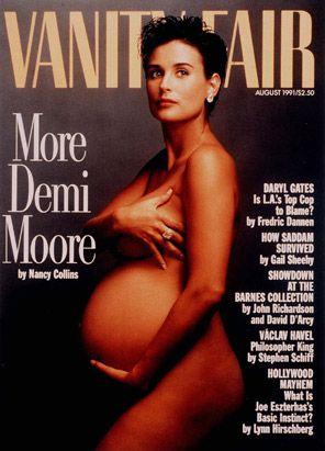 Demi Moore..