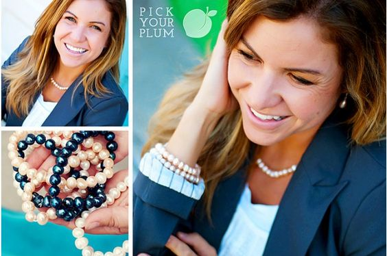 Pearls, Pearls, Everything in REAL Pearls! Pearl Jewels #pearls pickyourplum.com