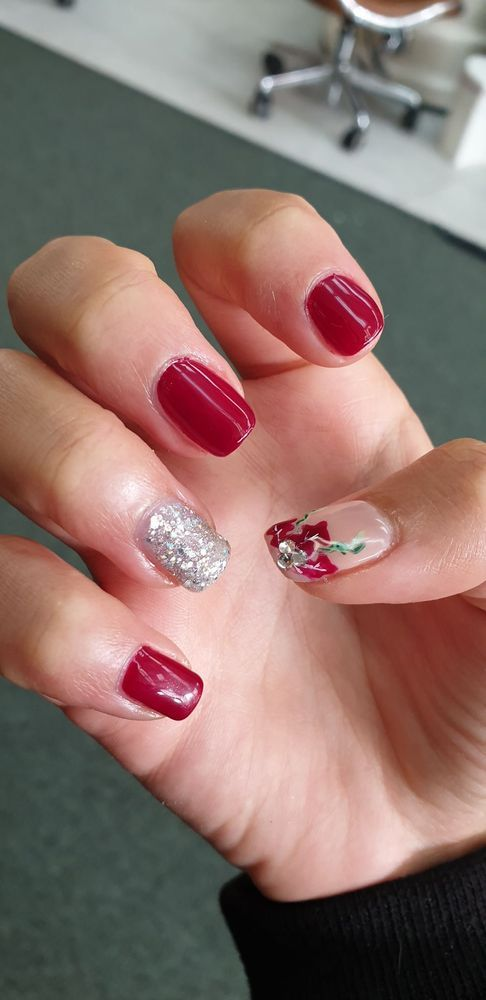 Fiji Nails Oceanside Ny In 2020 Fiji Nails Salon Gifts Manicure And Pedicure