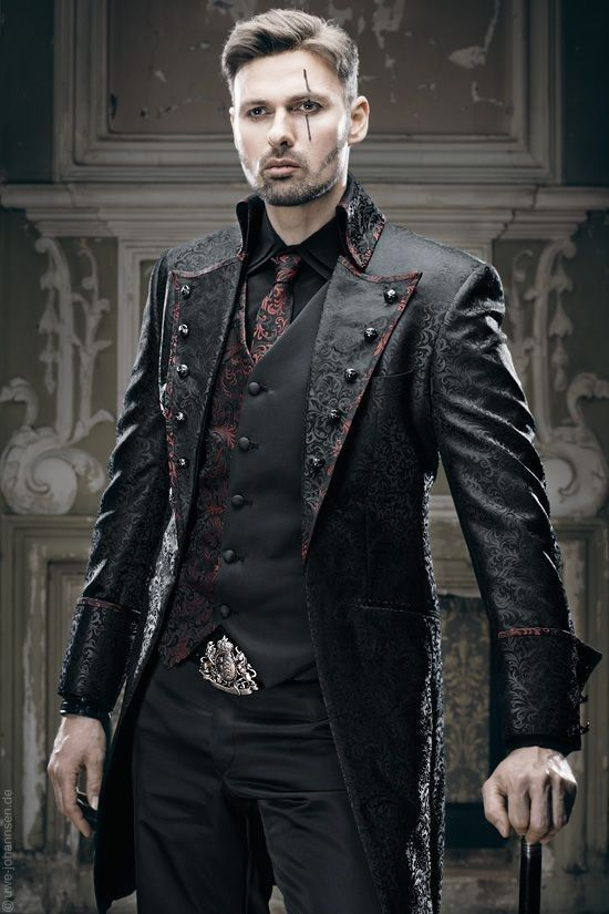 Modern high-end fashionably steam-punk (With images) | Mens ...