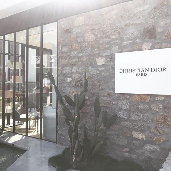 """More-Mode on Instagram: """"Christian Dior Paris... #beautyshop #diorbeauty #diorbeauté #Dior #parfums #diormykonos #nammosvillage #nammosvillagemykonos #beautifulshop"""""""