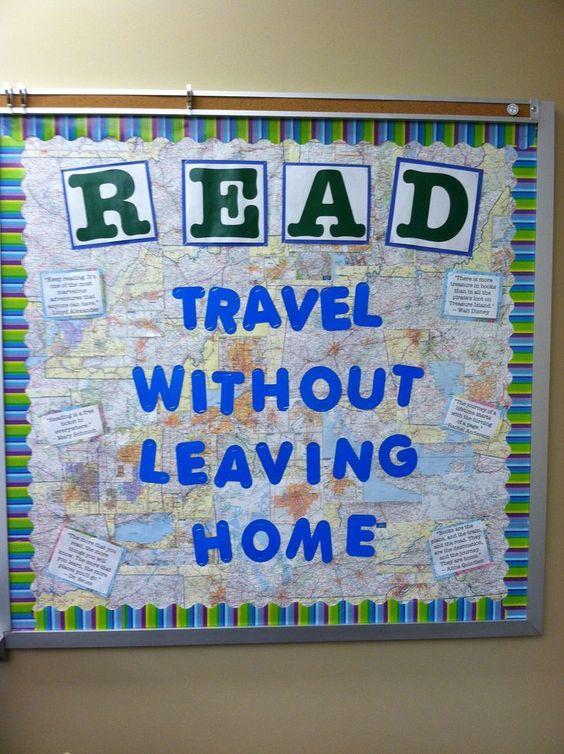 READ bulletin board