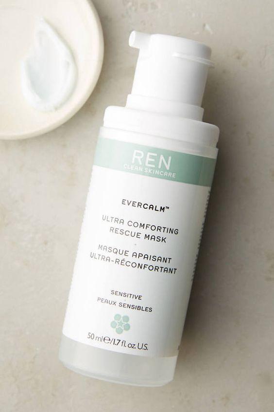 Ren Clean Skincare REN Clean Skincare Evercalm Ultra Comforting Rescue Mask