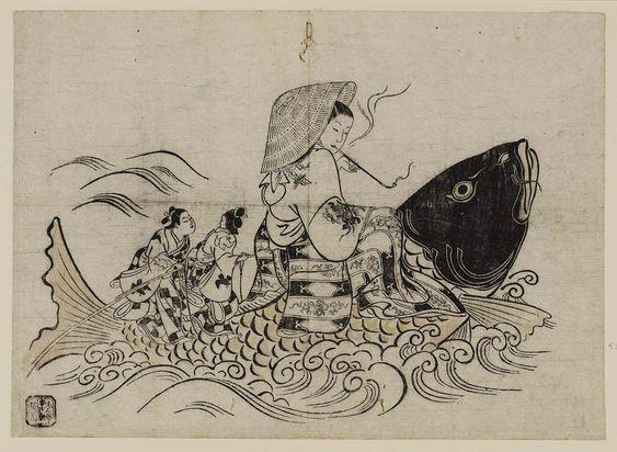 Artist Okumura Masanobu (Japanese, 1686–1764)