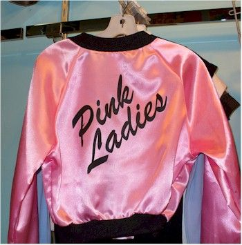 Object | To be Grease pink ladies jacket and Lady