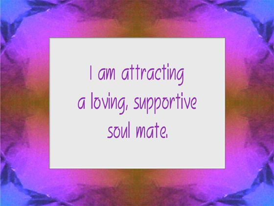 affirmations for a loving relationship