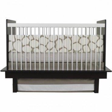 Oilo 3 Piece Crib Bedding Set (Taupe Cobblestone) - www.rightstart.com: Modern Baby, Baby Bedding, Nursery Ideas, Baby Rooms, Baby Boy, Modern Crib
