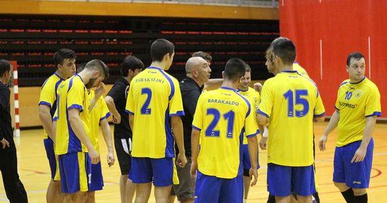 Balonmano   El Barakaldo ultima su preparación de cara a la liga ante el Balonmano Corrales