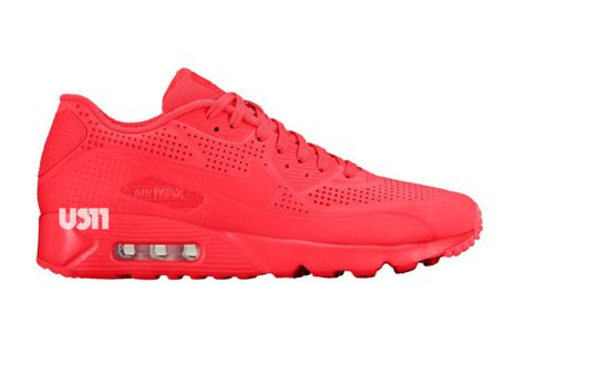 "Off the success of the ""Independence Day"" pack, Nike is set to release another all-red Air Max 90."
