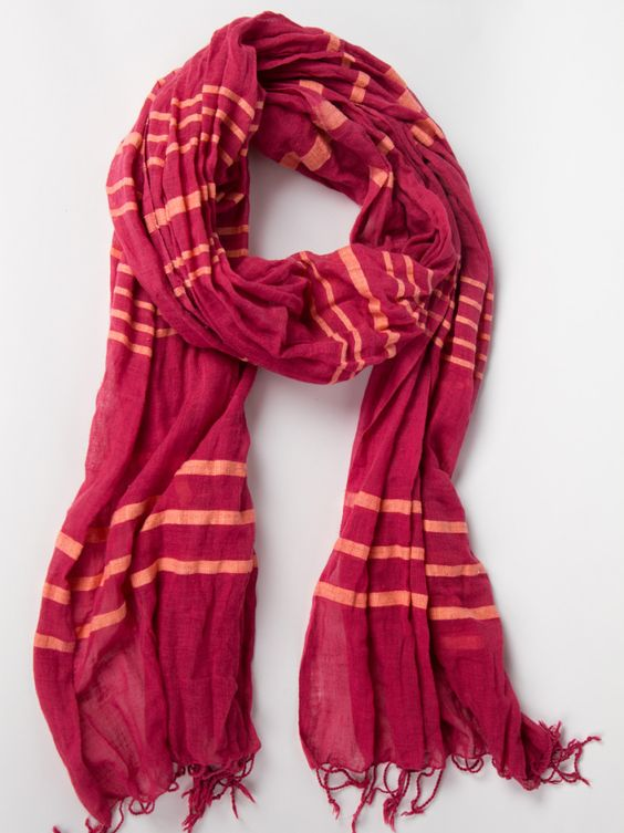 Anchinalu scarf. Available in 3 colors. Buy this and help women get off the streets in Ethiopia.