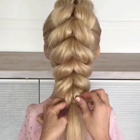 Hairstyles For Long Hair Women Hair Hairstyles Long Women Hair Hairstyles Long Women Womenhair Geflochtene Frisuren Lange Haare Lange Haare Video
