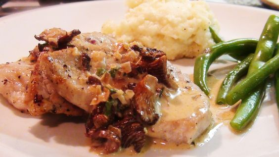 Simple to make veal recipe, with a great sauce. http://www.noreciperequired.com/recipe/veal-scallopini-mushroom-cream-sauce