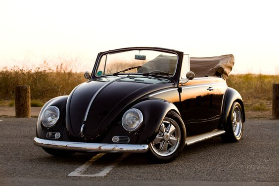 1965 VW Beetle ~~I had a 1957 (hard top)