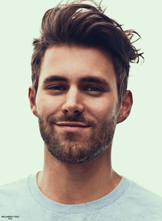 men layered short hairstyles 2015