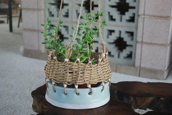 basket pot