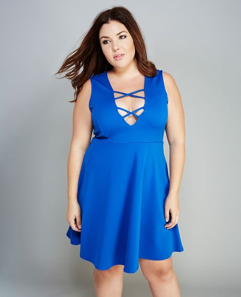 <p>Femme and flirty, we can't think of a better dress to flaunt at all your summer parties!