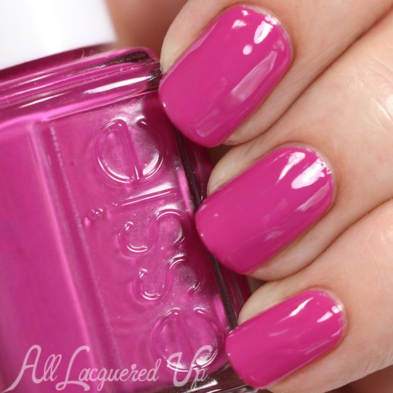 Essie, Swatch And Neon On Pinterest