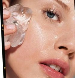 How to close open pores permanently
