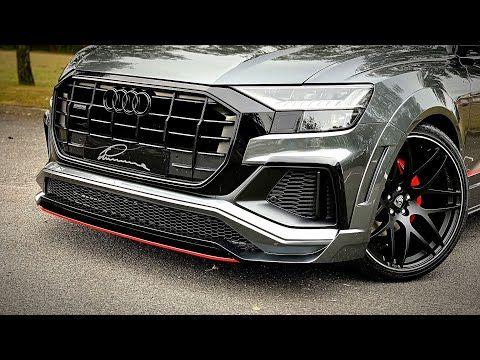New 2020 Audi Q8 Lumma Design Audi Q8 Body Kit Q8 Tuning Youtube In 2020 Audi Body Kit Audi Cars