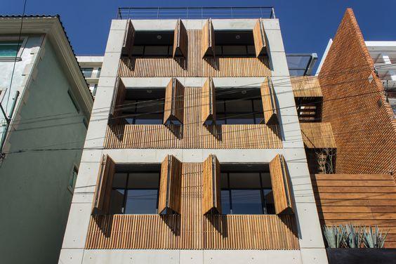 Galeria de Bosques Flats / HGR Arquitectos - 1
