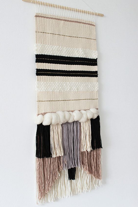 Woven Wall Hanging Wall Tapestries And Tapestry Wall On