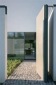 Resultado de imagen de marcio kogan entrance house 6