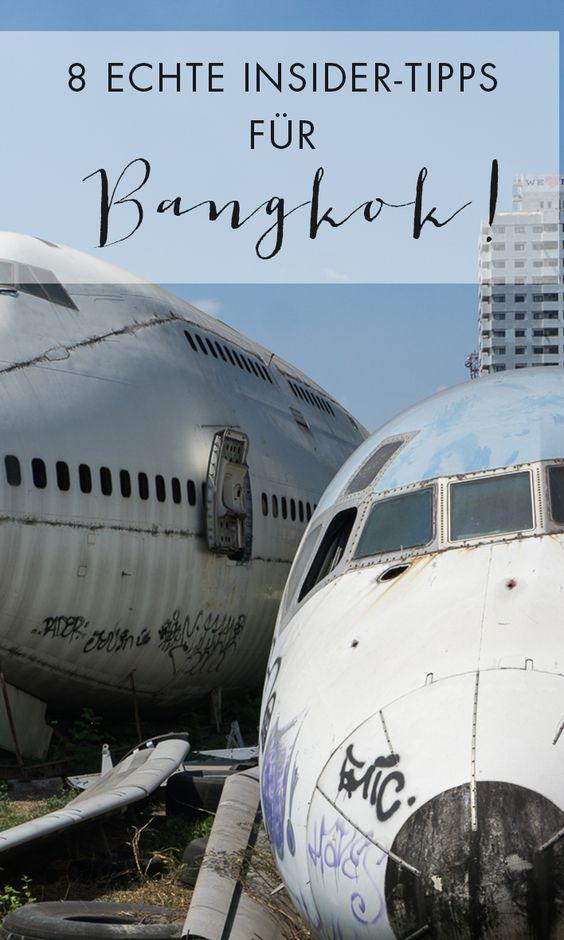 6 Reiseblogger zeigen dir die besten Insider-Tipps für Bangkok. So erlebst du die Stadt garantiert abseits der Touristenströme.