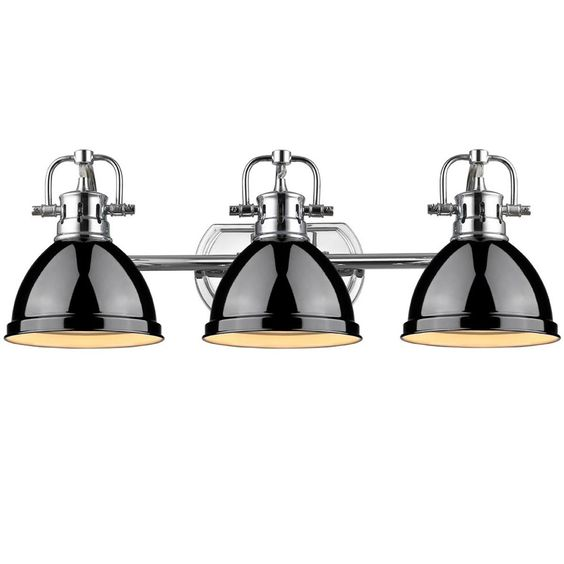 classic dome shade 3 socket vanity light a simple yet classic style in vibrant and traditional amazing contemporary bathroom vanity lighting 3