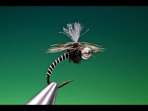 Https Www Youtube Com Watch V Mwvpjb Ppwq Feature Youtu Be A Zebra Midge Variant That Is An Unusual Parachute Pattern Fly Fishing Fly Fishing Gear Fly Tying