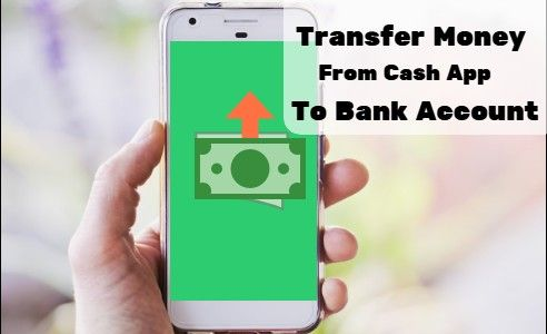 How To Transfer Money From Cash App To Bank Account In 2020 App Accounting Bank Account