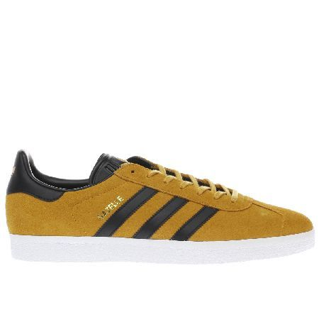 Adidas yellow gazelle trainers #Straight from the archives, this ...