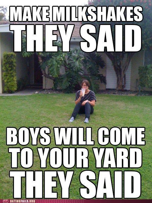 Haha!!: Giggle, Yard, My Life, Theysaid, Funny Stuff, Milkshake Brings, So Funny, Milkshakes Bring