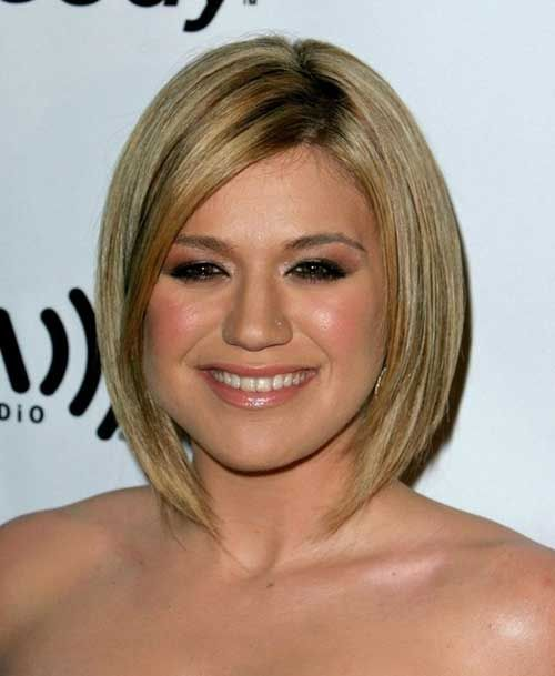 Groovy Hairstyles For Round Faces Round Faces And Short Bob Hairstyles Short Hairstyles For Black Women Fulllsitofus