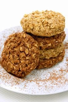 Banana No Bake Cookies
