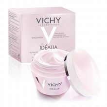 Vichy Idéalia pele seca um creme dia e noite muito confortável