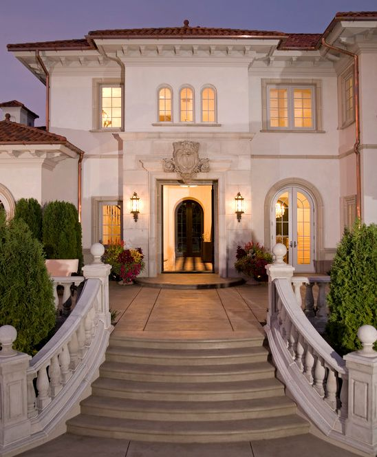 Very Elegant Entryway Via Elegant Residences