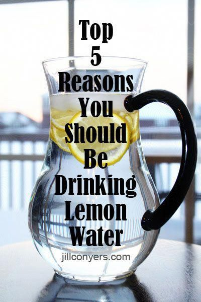 Lemon water benefits 46044