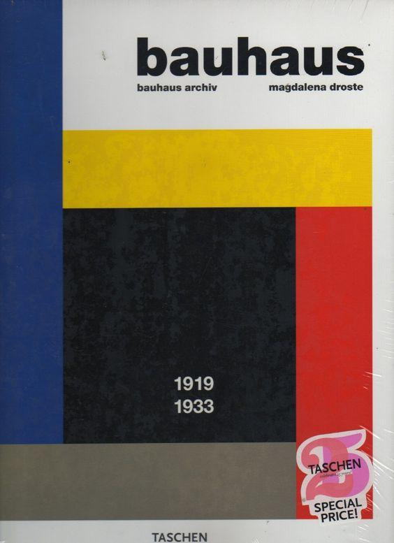 Semaine bookshelf: Bauhaus, Magdalena Droste