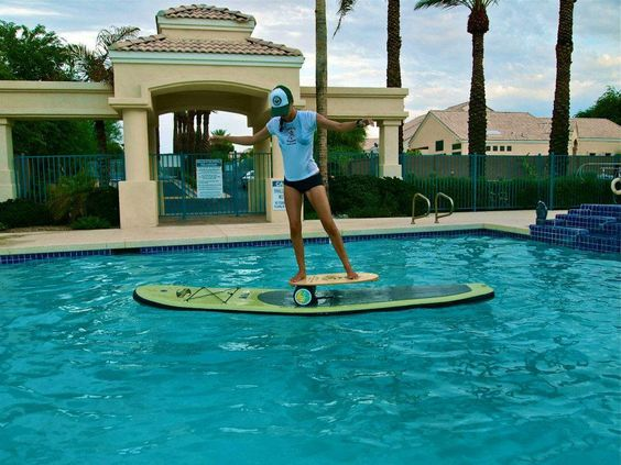 Balance exercises for stand up sup balance pool sup for Stand up pool