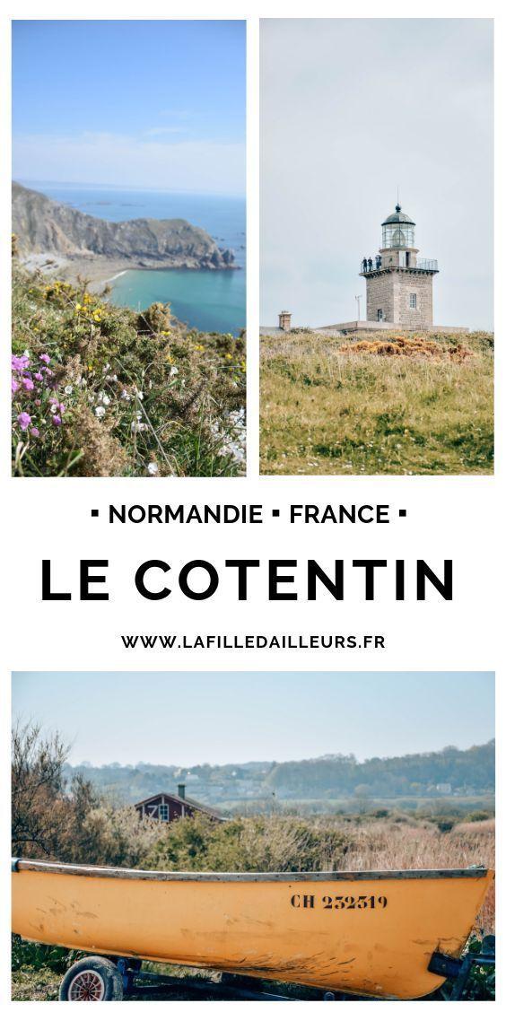 Decouverte Du Cotentin Roadtrip Sur La Route Des Caps La Fille D Ailleurs Sejour En France Visiter La Normandie Weekend France