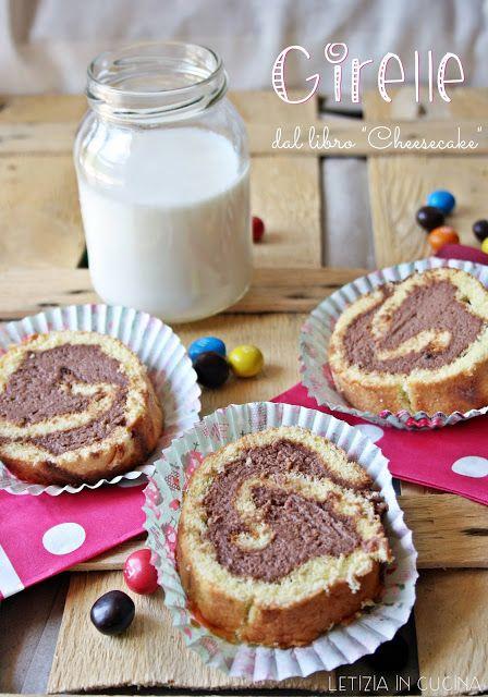 Letizia in Cucina: Girelle - Cakes Lab | I MIEI DOLCI per CAKES LAB ...