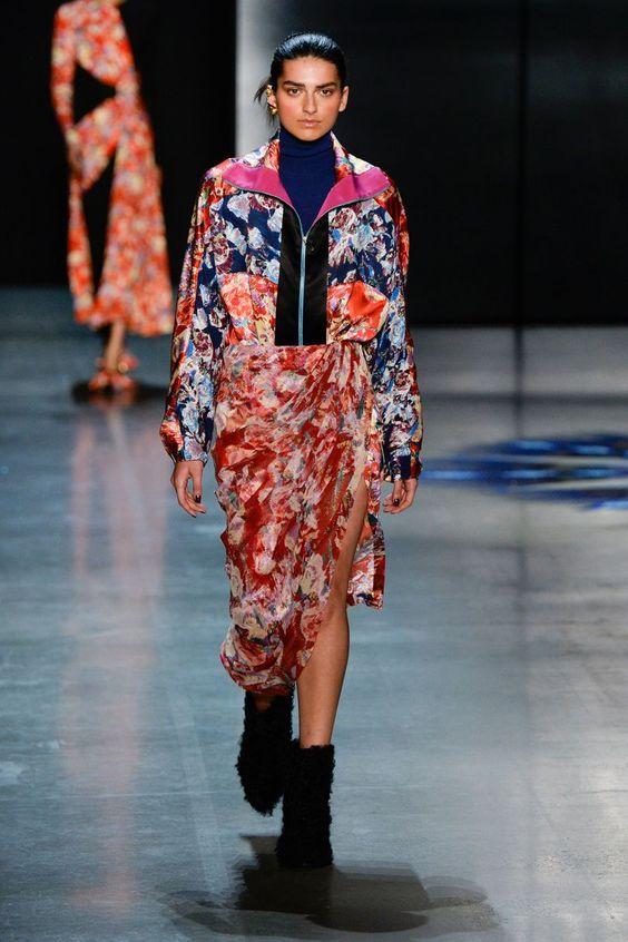 Prabal Gurung Autumn/Winter 2018 Ready To Wear | British Vogue