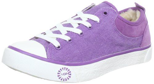 UGG W's Evera Canvas 1000452, Damen Sneaker, Violett (DRIED LAVENDER (DRDL)), EU 36 (US 5) - http://on-line-kaufen.de/ugg/36-eu-ugg-ws-evera-canvas-1000452-damen-sneaker-3