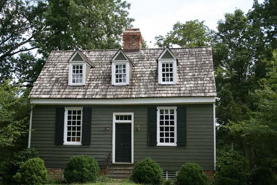Colonial american cottage google search dream home for American cottage style homes