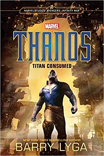 Download Pdf Marvel S Avengers Infinity War Thanos Titan