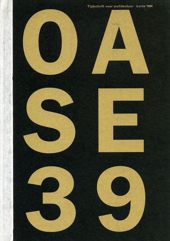 OASE 39 1994