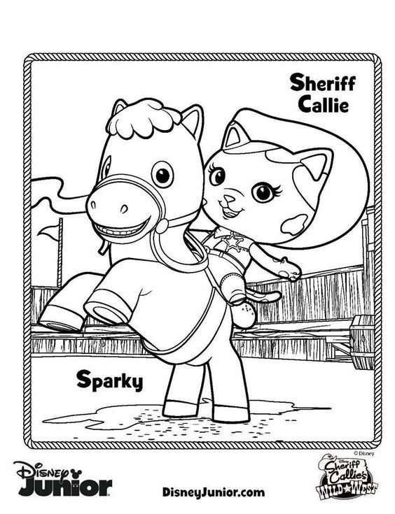 Sheriff callie Sheriff and Sheriff