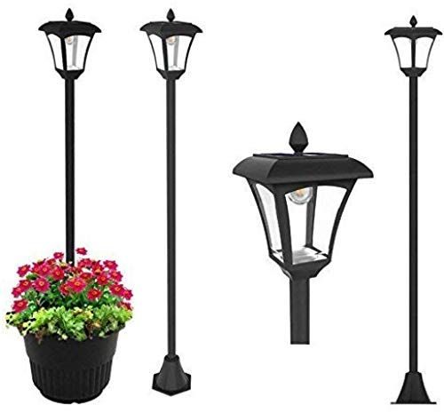 Amazing Offer On 65 Street Vintage Outdoor Garden Leds Bulb Solar Lamp Post Light Lawn Adjustable Online In 2020 Solar Lamp Post Solar Lamp Lamp Post Lights