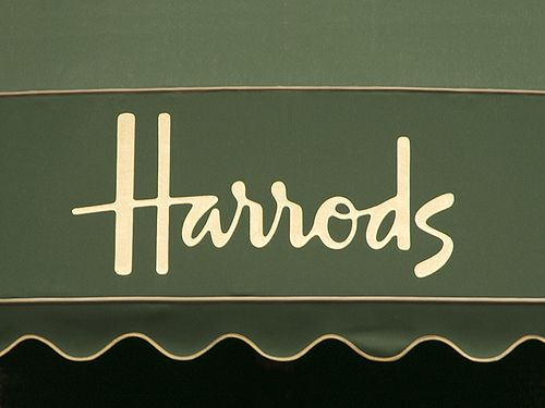 Harrods @Harrods